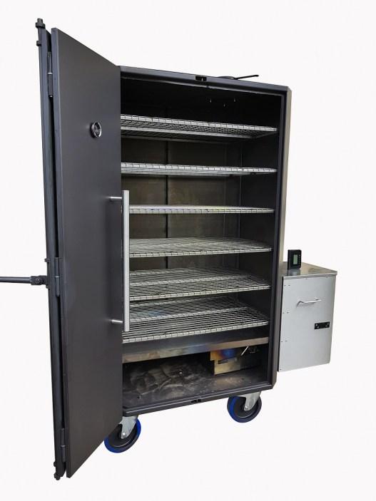 Smoker : Räucherschrank bis 150 kg
